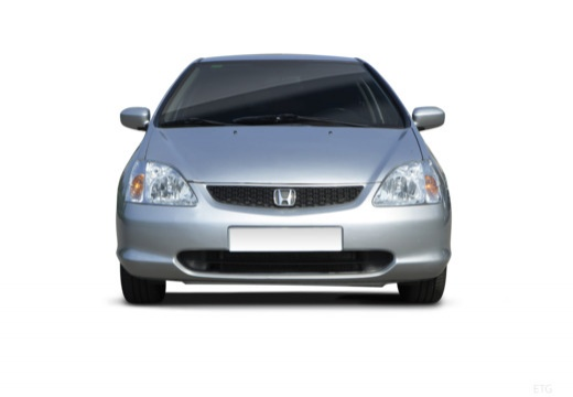 HONDA Civic IV hatchback przedni
