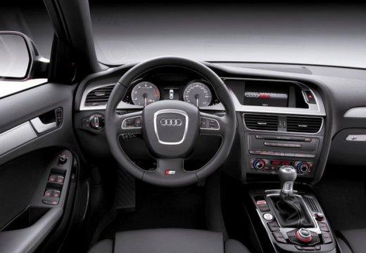 AUDI S4 3.0 TFSI Quattro Kombi Avant B8 I 333KM (benzyna)