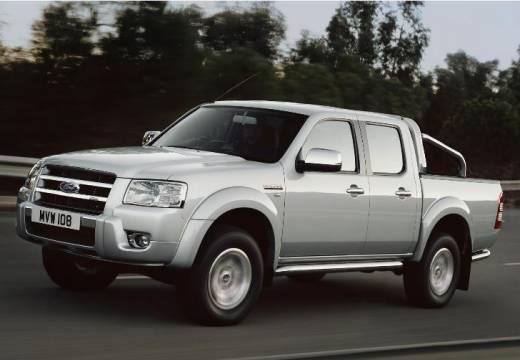 FORD Ranger pickup silver grey przedni lewy