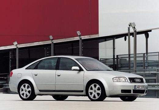 AUDI A6 /S6 4B II sedan silver grey przedni prawy