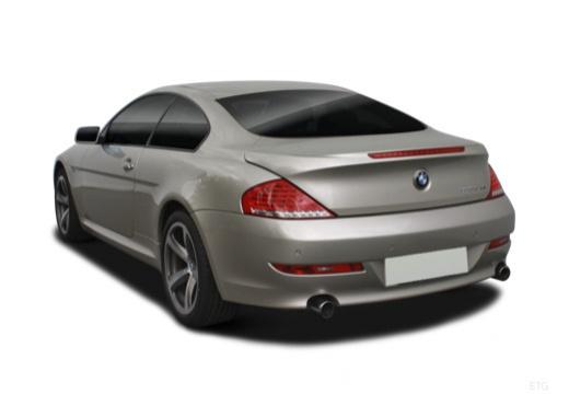 BMW Seria 6 E63 II coupe tylny lewy