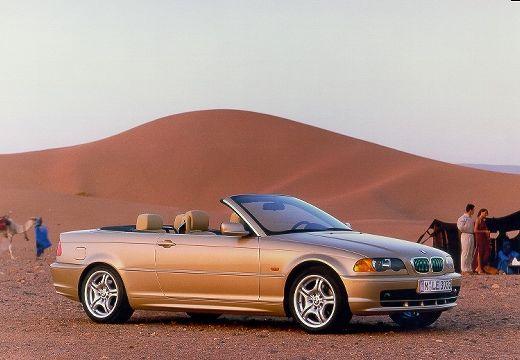 BMW Seria 3 Cabriolet E46 kabriolet złoty przedni prawy
