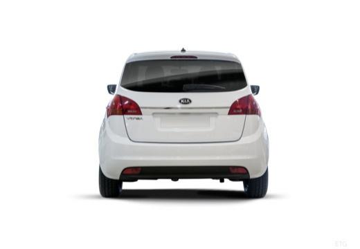 KIA Venga II hatchback tylny