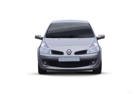RENAULT Clio III I hatchback przedni