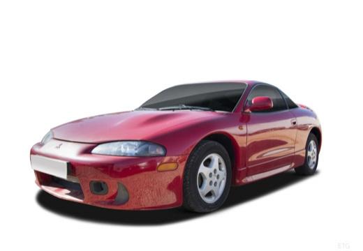 MITSUBISHI Eclipse 2.4 RS aut Coupe III 145KM (benzyna)
