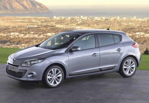 RENAULT Megane 1.6 16V Dynamique Euro5 Hatchback III I 110KM (benzyna)