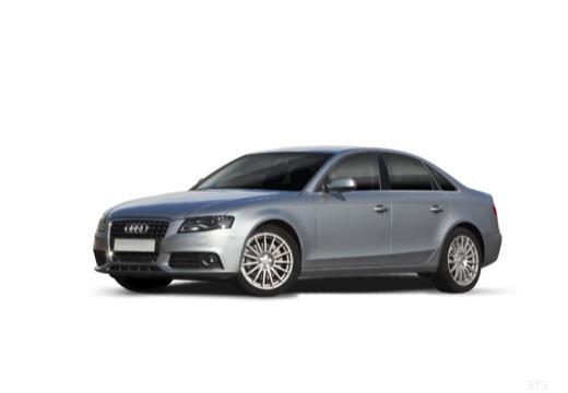 AUDI A4 B8 I sedan silver grey przedni lewy