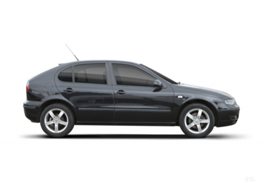 SEAT Leon I hatchback boczny prawy