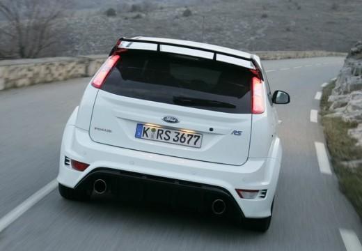 FORD Focus IV hatchback biały tylny