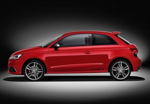 AUDI A1 I hatchback