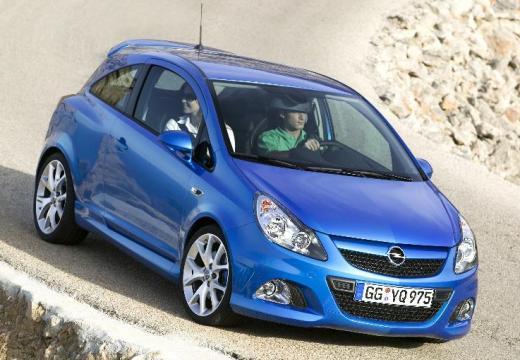 OPEL Corsa 1.6T OPC Hatchback D I 192KM (benzyna)