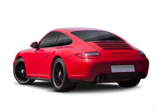 PORSCHE 911 997 coupe tylny lewy