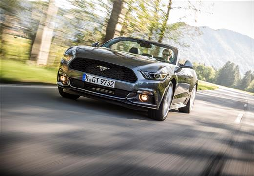 FORD Mustang kabriolet