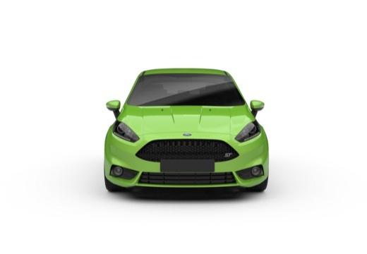 FORD Fiesta VIII hatchback przedni