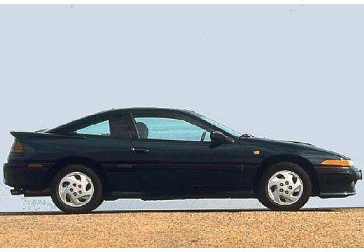 MITSUBISHI Eclipse coupe czarny boczny prawy