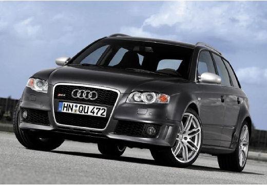 AUDI RS 4 Avant Kombi 8E II 4.2 420KM (benzyna)