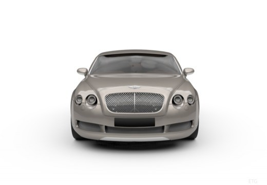 BENTLEY Brooklands coupe przedni