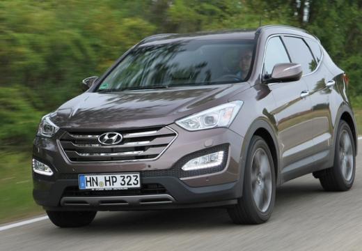 HYUNDAI Santa Fe 2.0 CRDi Premium 7os Kombi IV 150KM (diesel)