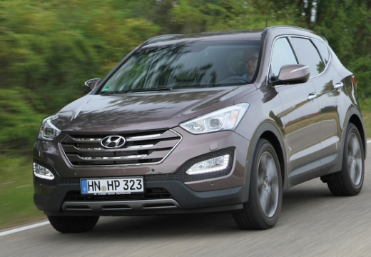 HYUNDAI Santa Fe 2.2 CRDi Premium Kombi IV 197KM (diesel)