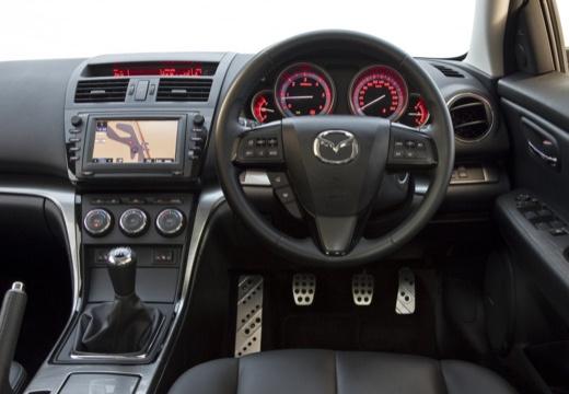 MAZDA 6 IV hatchback tablica rozdzielcza