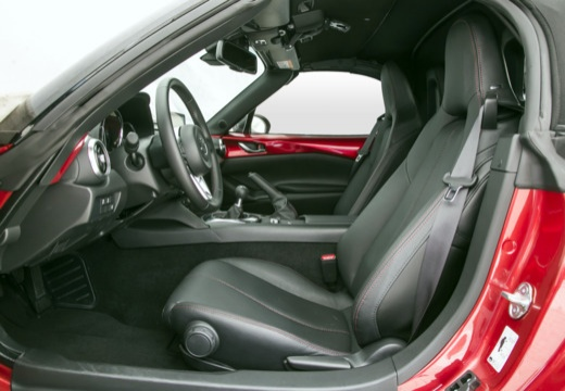 MAZDA MX-5 VII roadster wnętrze