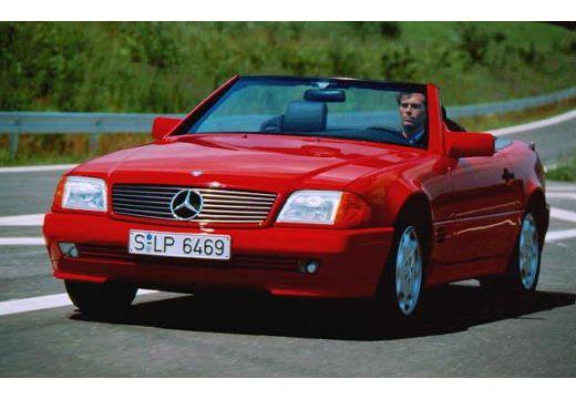 MERCEDES-BENZ Klasa SL SL R129 III kabriolet przedni lewy