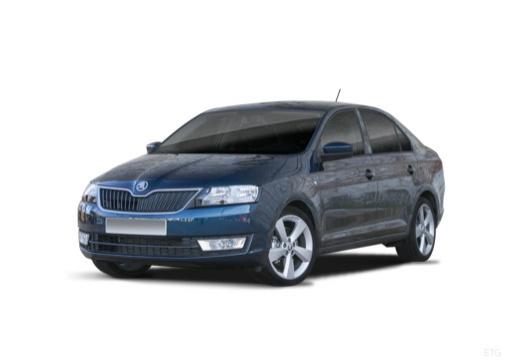 SKODA Rapid 1.2 TSI Monte Carlo DSG Hatchback I 90KM (benzyna)