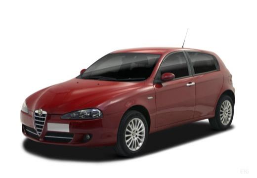 ALFA ROMEO 147 II hatchback przedni lewy