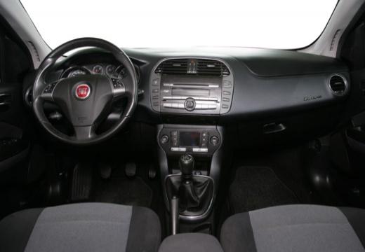 FIAT Bravo II hatchback czarny tablica rozdzielcza