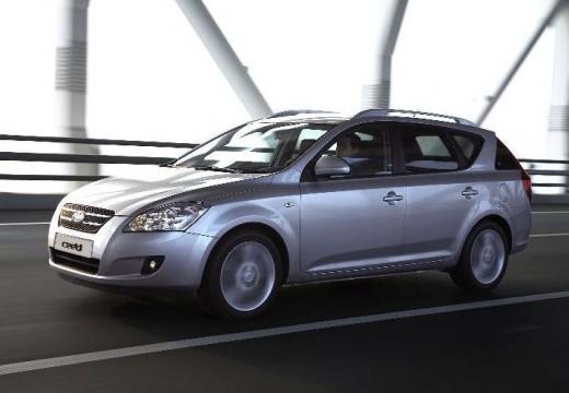 KIA Ceed Sporty Wagon I kombi silver grey