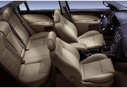 FORD Mondeo V sedan wnętrze