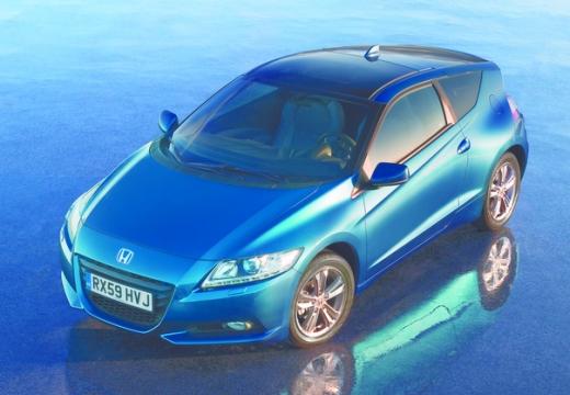 HONDA CR-Z coupe niebieski jasny przedni lewy