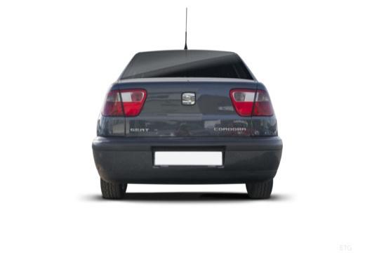 SEAT Cordoba II sedan tylny