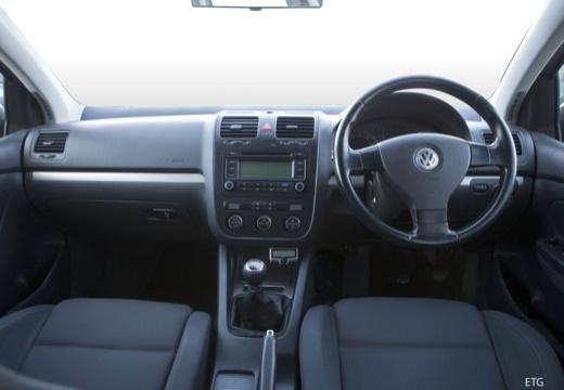 VOLKSWAGEN Golf V hatchback tablica rozdzielcza
