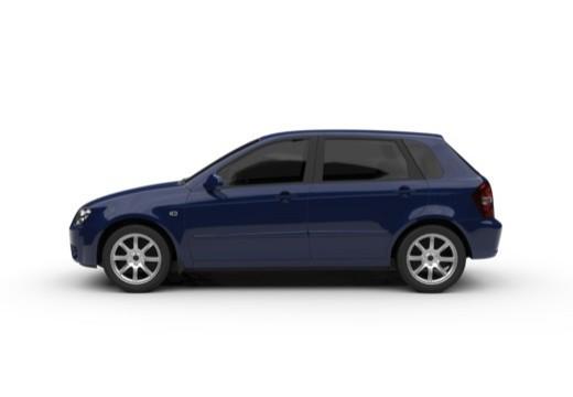 KIA Cerato hatchback boczny lewy