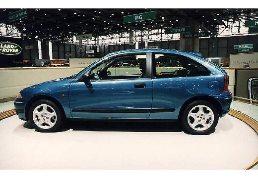 ROVER 216 Si Lux Hatchback III 1.6 111KM (benzyna)