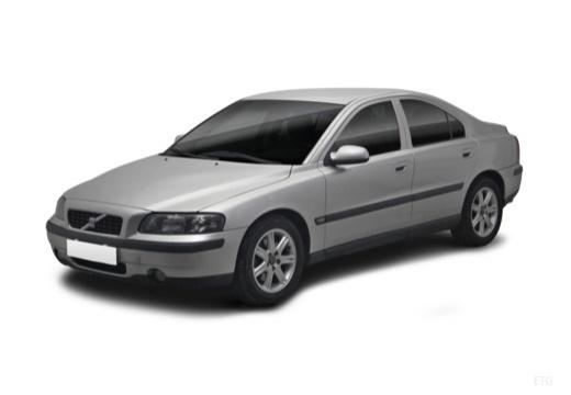 VOLVO S60 sedan przedni lewy