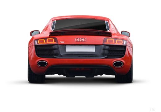 AUDI R8 I coupe tylny