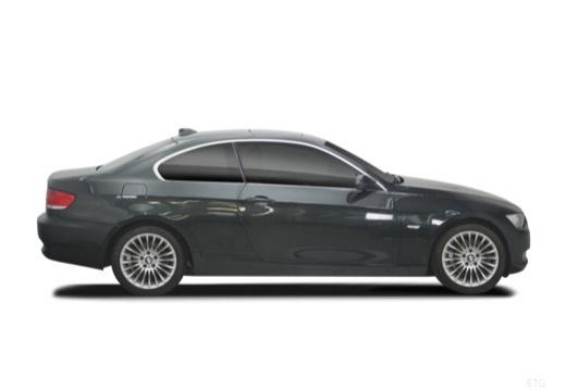 BMW Seria 3 E92 I coupe boczny prawy