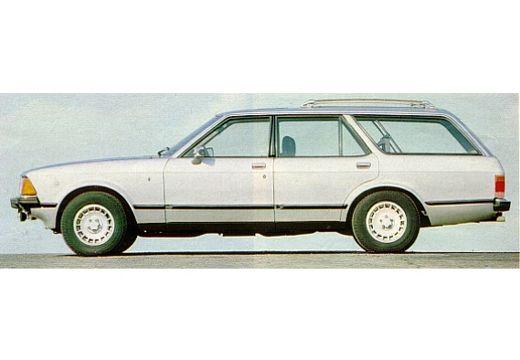 FORD Granada Kombi 2.8 Ghia 150KM (benzyna)