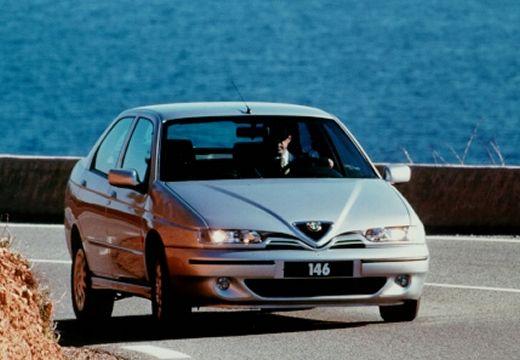 ALFA ROMEO 146 1.6 TSpark 16v Hatchback II 120KM (benzyna)