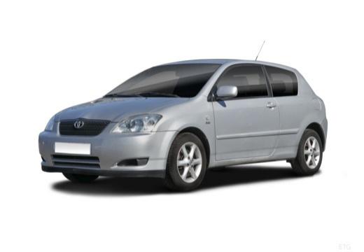 Toyota Corolla VI hatchback przedni lewy
