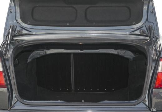 SEAT Cordoba II sedan przestrzeń załadunkowa
