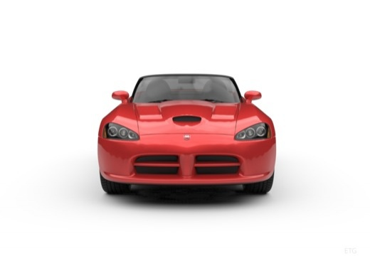 DODGE Viper Roadster III coupe przedni