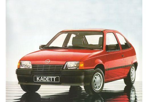 OPEL Kadett E 1.5 TD IC GL Hatchback 72KM (diesel)