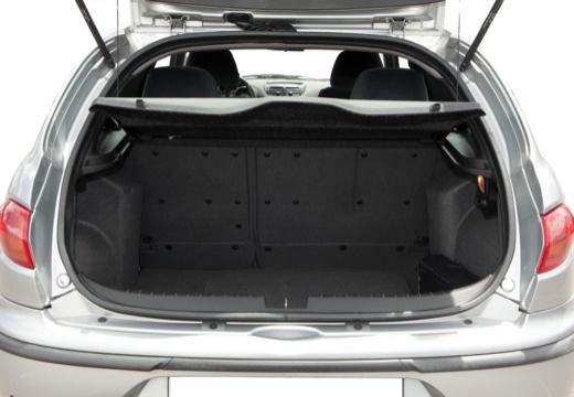 ALFA ROMEO 147 I hatchback przestrzeń załadunkowa