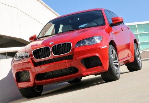 BMW X6 X 6 E71 hatchback czerwony jasny przedni lewy