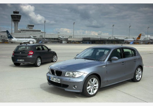 BMW Seria 1 hatchback