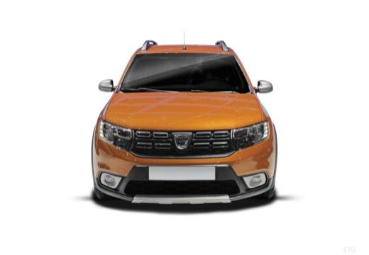 DACIA Sandero III hatchback przedni