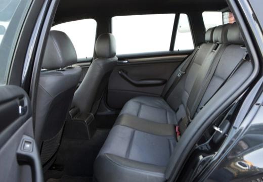 BMW Seria 3 Touring E46/3 kombi czarny wnętrze
